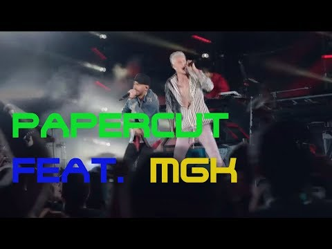 LINKIN PARK FEAT. MACHINE GUN KELLY - PAPERCUT