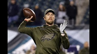 Eagles' Brandon Graham on Nick Foles