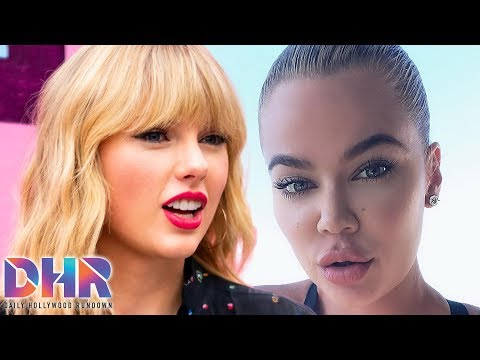 Khloe Kardashian DISABLES IG Comments After Procedure! Taylor Swift's SCARY Home Situation! (DHR)