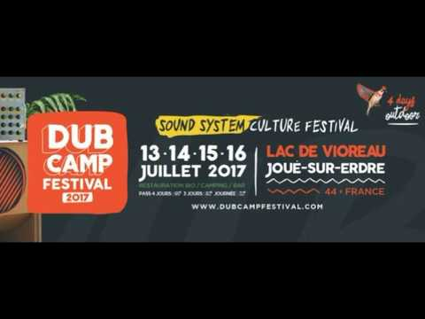 Dub Camp Festival 2017 -- King Shiloh Sound System
