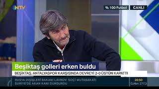 Rıdvan Dilmen: Abdullah Avcı ısrar ediyordu, bir türlü olmuyordu... (% 100 Futbol)