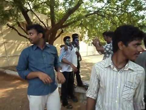 Kalasalingam University IT-D Farwel day Enjoyments....