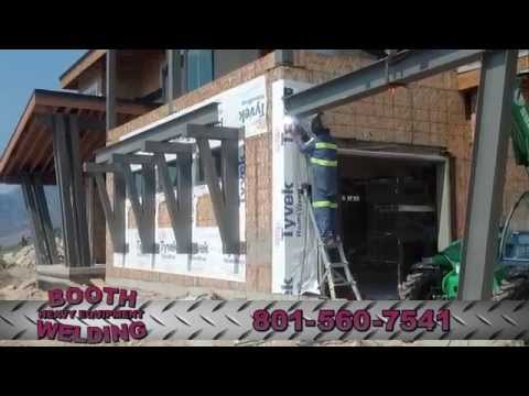 Booth Welding | Ornamental Iron, Fencing & Structural Welding | Salt Lake City, UT