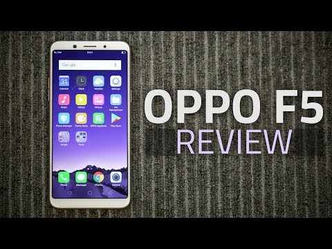 Oppo F5 Review   Camera, Specs, Performance Review, and More
