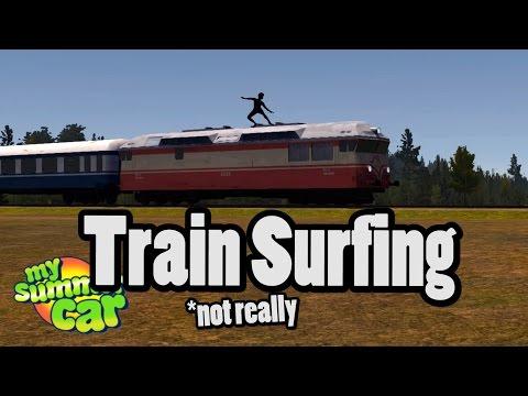 I WANNA GO SURFING! - MY SUMMER CAR