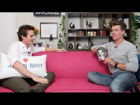 """""""The Justin Root Show""""- Greg Rikaart Interview"""