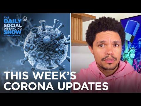 This Week's Coronavirus Updates - Week of 9/14/2020 | The Daily Show