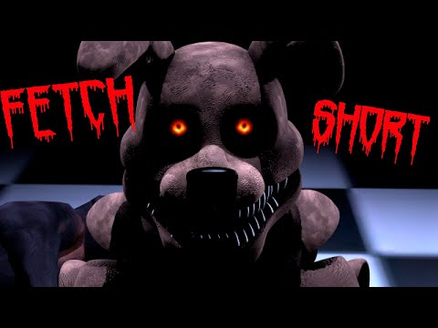 "[FNAF/SFM/SHORT] ""Fetch"" Short Animation | TheEnnardGamer"