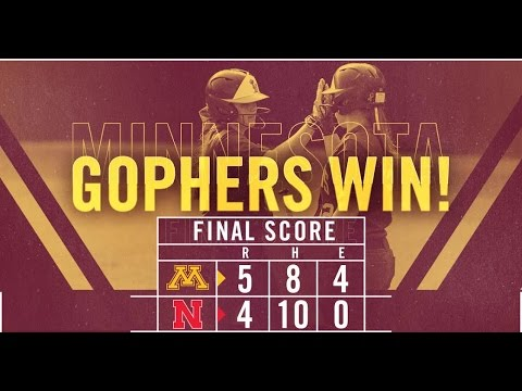 No. 8 Minnesota Softball defeats Nebraska in Comeback Fashion