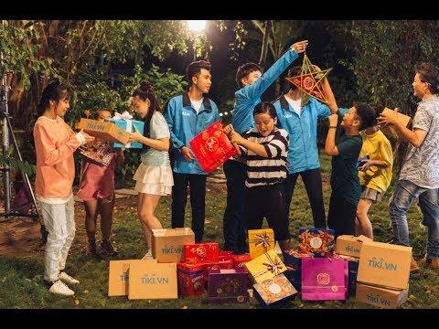 Rước Đèn Tháng Tám |  | Team Hồ Hoài Anh - Lưu Hương Giang Ft Nhóm The Voice Kids Ft R.Tee