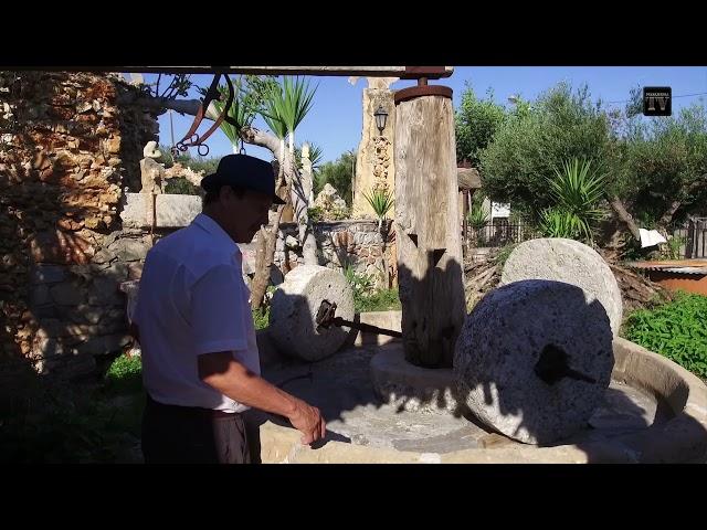 Herr Doser macht Urlaub auf Kreta Teil 3 Im alten Steindorf Koumos Teil1  4K