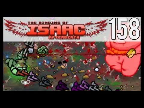 The Binding Of Isaac: Afterbirth Gameplay - Episode 158 - Risky Plays