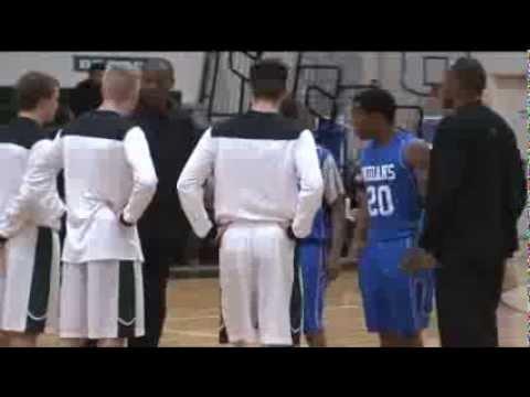 Giddings State School Basketball Game