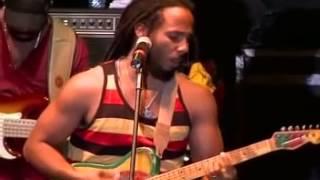 Wild and Free - Ziggy Marley | Live at Sacher Gardens in Jerusalem, IL (2011)