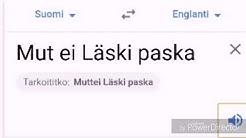 Kääntäjä Music - Gäng Gäng Jou Jou