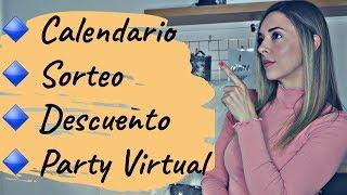 CALENDARIO FITNESS CUARENTENA + SORTEO!