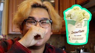 Trying Jeni's x Golf Wang Ice Cream (DELICIOUS)
