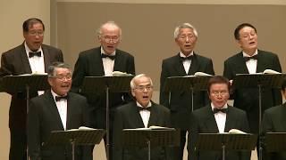 第2ステージ 「新井 満作品による男声合唱曲 (荒 武敬 編曲)」 この...
