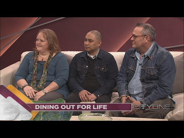 CityLine - April 11, 2019 - Dining Out for Life  - Buy American