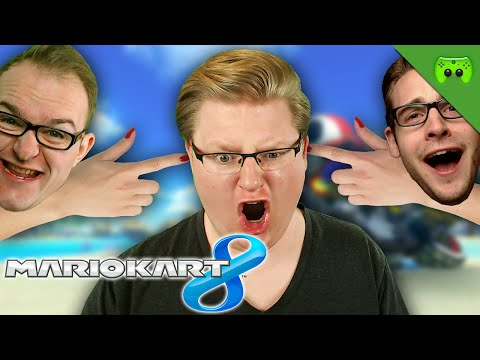 IN ALLE LÖCHER 🎮 Mario Kart 8 #136