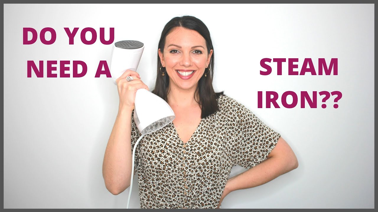 Steam Irons - Life Hack?