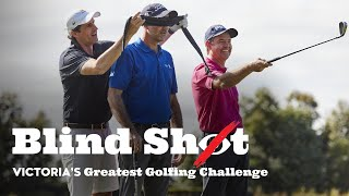 "Andy Lee's ""Blind Shot"" Golf Challenge"