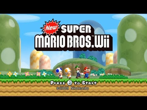 Wii Longplay -
