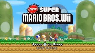 Wii Longplay [005] New Super Mario Bros. Wii