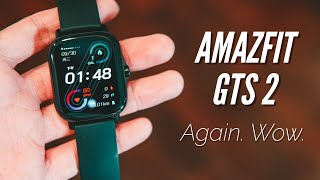 Amazfit GTS 2: IT'S HERE!! Full Unboxing & In-Depth Walkthrough of ALL NEW FEATURES!