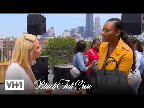 Phor's Girlfriend Nikki Gets Feisty w/ Kat | Black Ink Crew: Chicago from YouTube · Duration:  2 minutes 8 seconds
