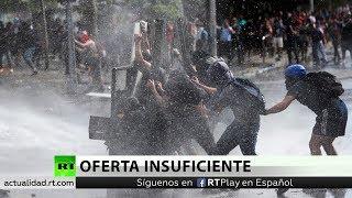 Chile: Autoridades eleven a 18 muertos la cifra de fallecidos en protestas