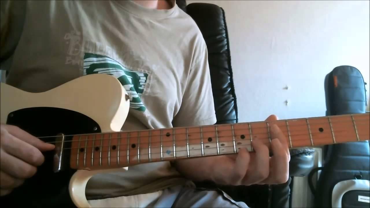 Happy Birthday Chord Melody Arrangement - Jamie Holroyd