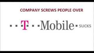 T-mobile Screwed Over Current Customers With New Plan Structure