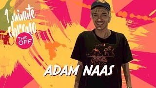 #020 ADAM NAAS  sur le Cognac Blues Passion 2019