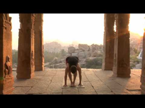 Ashtanga Yoga: Surya Namaskara A and B with David Garrigues
