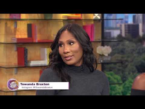 Sister Circle   Towanda Braxton   TVONE   April 8, 2019