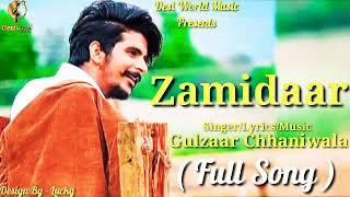 ZAMIDAAR - Gulzaar Chhaniwala | Farmer gulzaar new Song | New Haryanvi Song 2020 | HR GEET