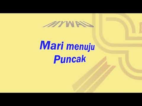 Lagu Rasmi MyWau - Menuju Puncak (Official Lyric Video)