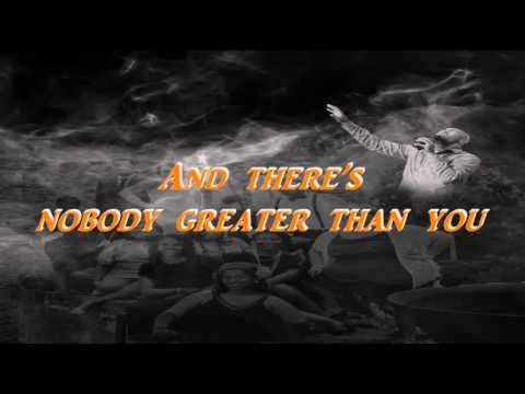 """Nobody Greater Than You"" (Official Lyric Video)"