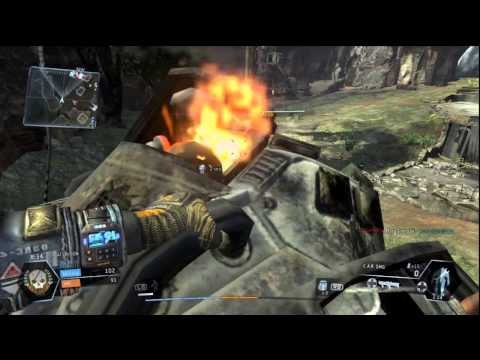 TITANFALL MULTIPLAYER GAMEPLAY :: XBOX 360