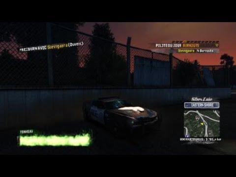Burnout Paradise Remastered Glitch bug  