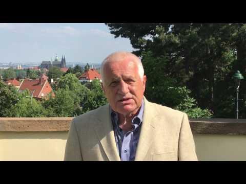 Václav Klaus: Nastal čas začít připravovat odchod Česka z EU
