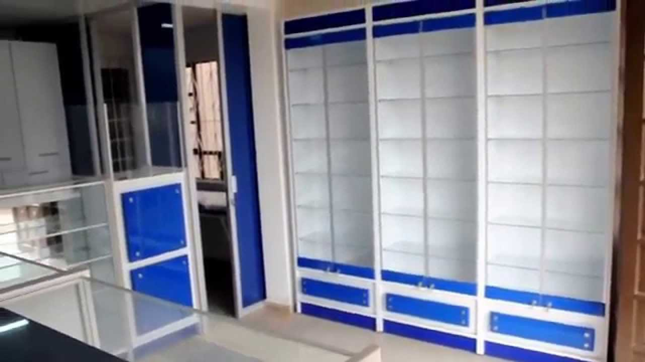 Muebles Para Farmacia De Melamina : Muebles para droguer?as