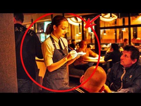 Der Millionär verspottet eine Familie im Luxus Restaurant, ohne zu wissen was dann mit ihm passierte