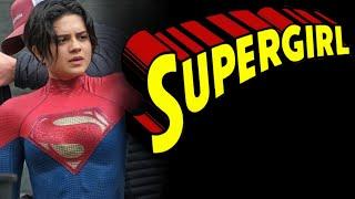 BYE BYE MALE GAZE! NEW SUPER GIRL COSTUME REVEALED!