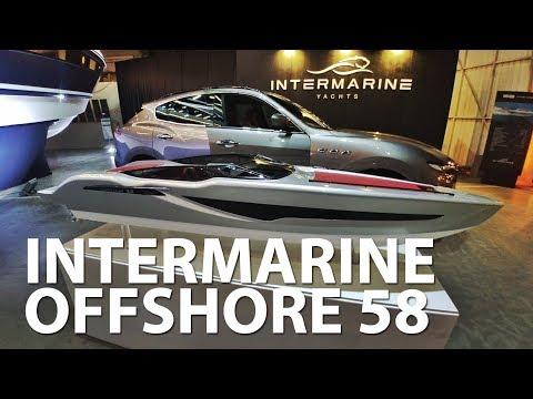 Intermarine apresenta nova Offshore 58