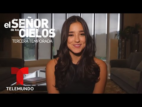 El Señor de los Cielos 3 | Detrás de cámaras: La muerte de Cristina | Telemundo Novelas