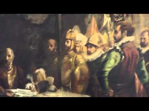 Juan luna - Blood compact painting found