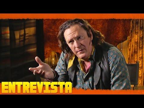 The Hateful Eight Entrevista (Michael Madsen) Subtitulado