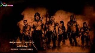 [HD] Võ Sĩ Đạo Thái - Yamada Of Ayothaya